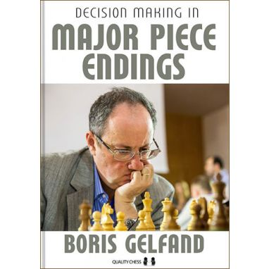 Decision Making in Major Piece Endings, hardcover