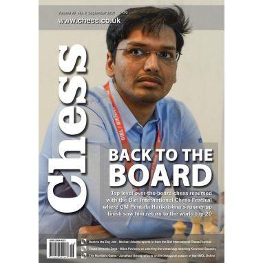 Chess Magazine September 2020