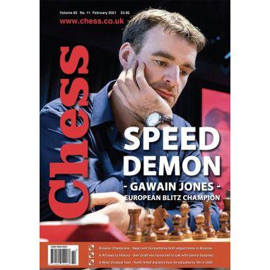 Chess Magazine February 2021