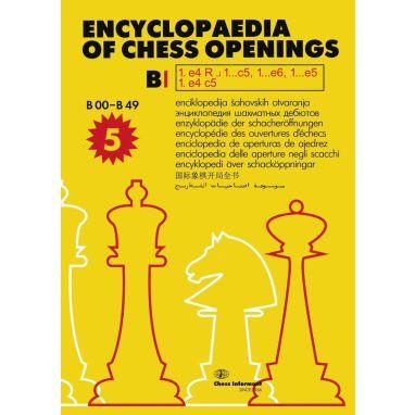 Encyclopaedia of Chess Openings BI