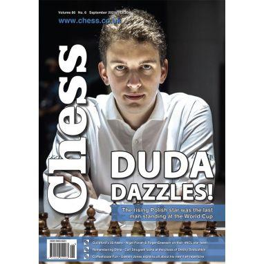 Chess Magazine September 2021