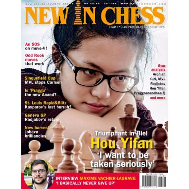 New In Chess 2017/6