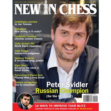 New In Chess 2018/1