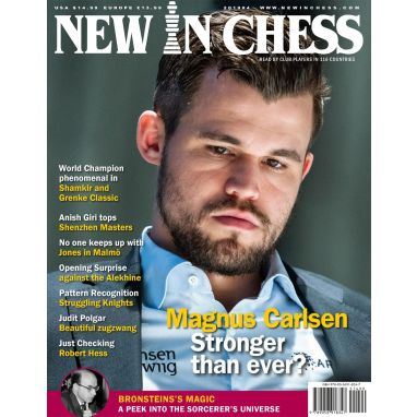 New In Chess 2019/4