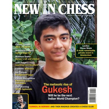 New In Chess 2019/6