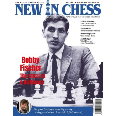 New In Chess 2020/6