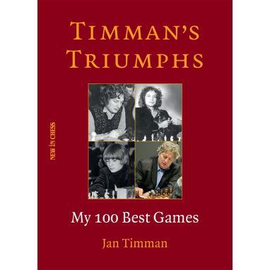 Timman's Triumphs (hardcover)