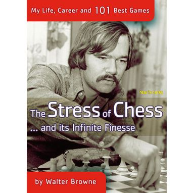The Stress of Chess (and its infinite finesse)