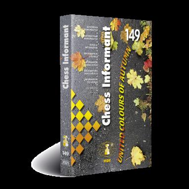 Chess Informant 149 (Book + CD)