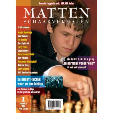 MATTEN, Schaakverhalen 2