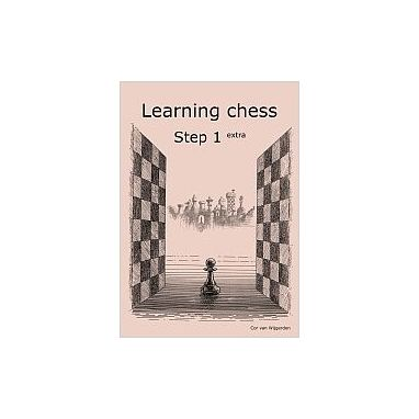 Learning Chess Workbook Step 1 Extra