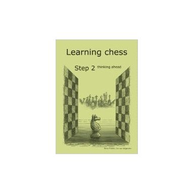 Learning Chess Workbook Step 2 thinking ahead