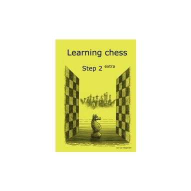 Learning Chess Workbook Step 2 Extra