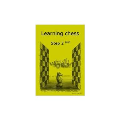 Learning Chess Workbook Step 2 Plus