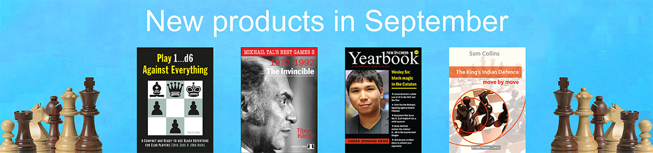 New products in September