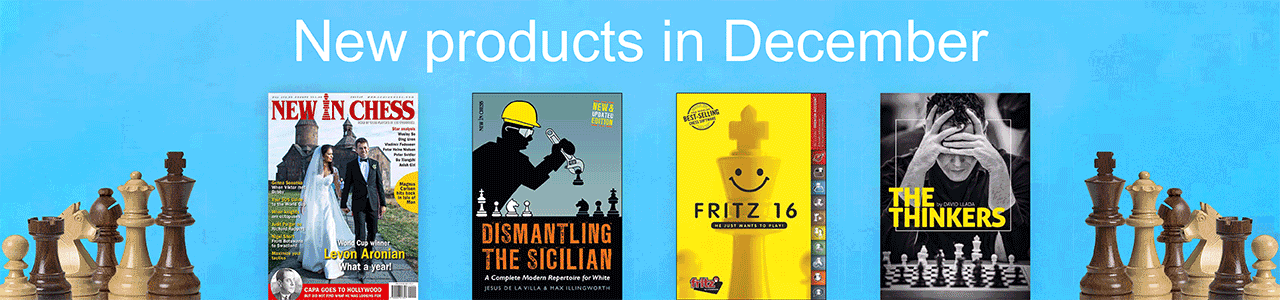 New products in December