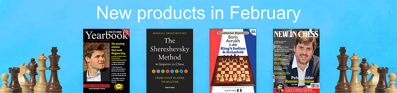 New products in February