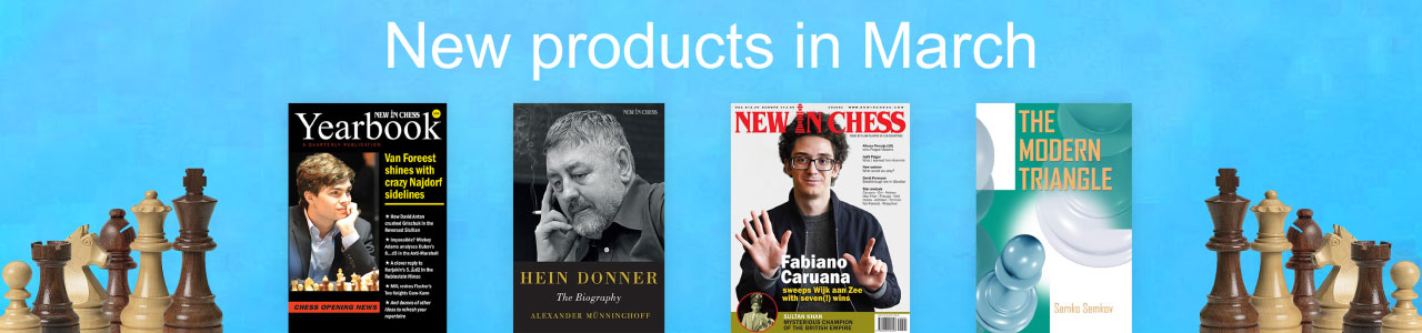 New products in March